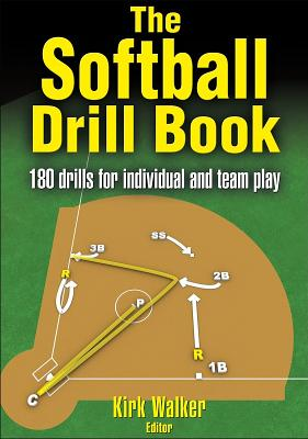 The Softball Drill Book By Walker, Kirk (EDT)